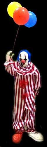 HANK THE CLOWN